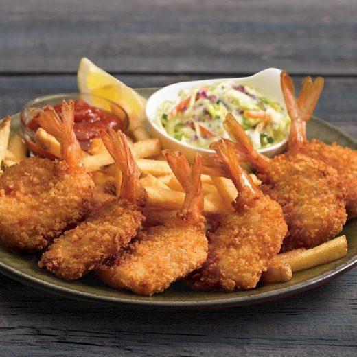 Jumbo Shrimp Dinner