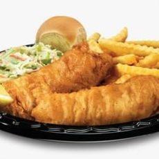 Cod Snack